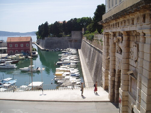 Zadar en Croatie (photos)