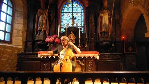Bach, par la voix du violoncelle