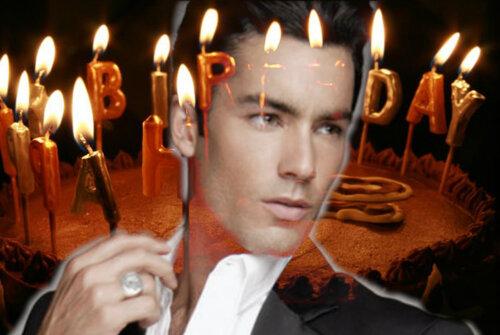 Aujourd'hui Aaron Diaz (Mariano-Térésa/Santiago-Santa Diabla) fête ses 32 ans ! ;)