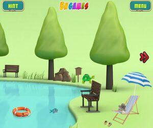 Jouer à Escape games - Unlimited fun 10