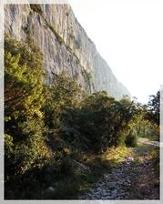 Balades, hivernales, en Luberon...