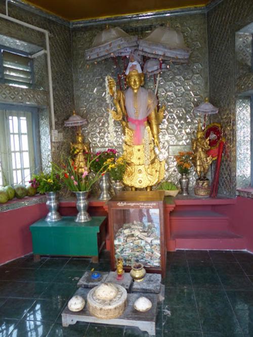 la pagode Mahamuni
