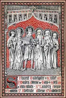 Image illustrative de l'article Dentelin de Mons