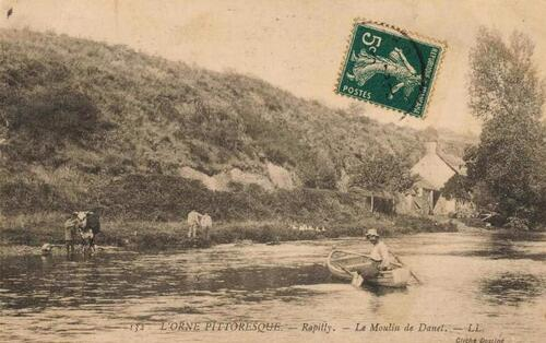 RAPILLY (rive droite)