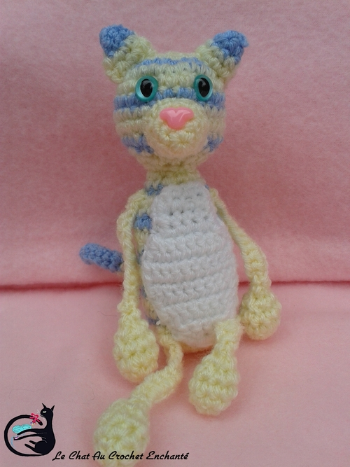 Le Neko-Tora ! (Chat au Crochet)