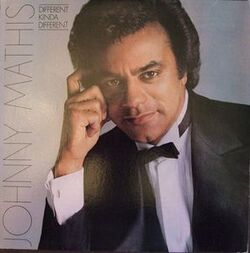 Johnny Mathis - Different Kinda Different - Complete LP