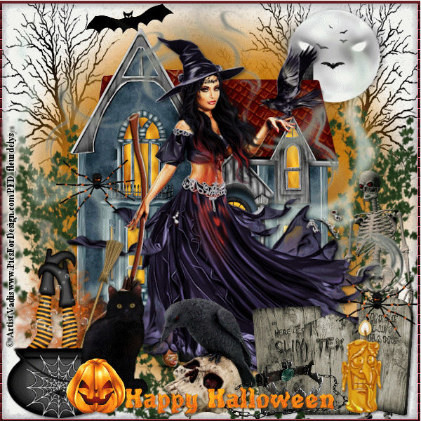 Tuto Happy Halloween