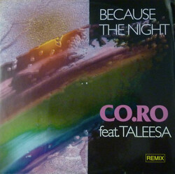 Co.Ro Feat. Taleesa - Because The Night