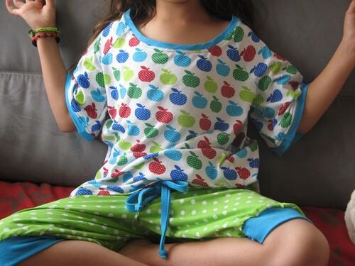 Pyjama très cool ...