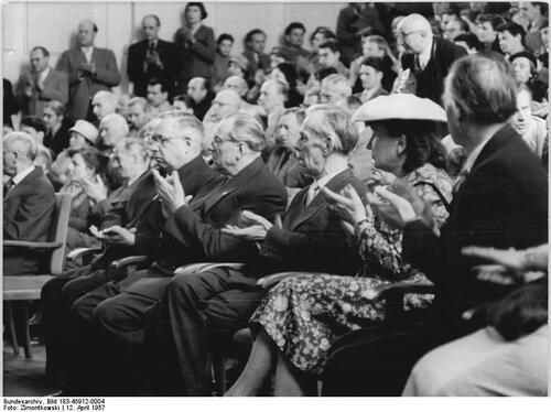 Exposition Otto Dix - 1957