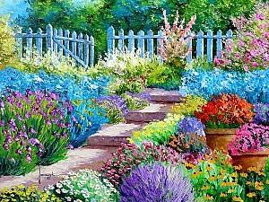 Sujath-jean-marc-janiaczyk-art-painting-fleursjardin