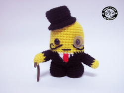Sir Miniopoly ( monsieur monopoly version minion !)