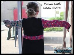 Champi-chouette Princess Castle - Ottobre 4/2013