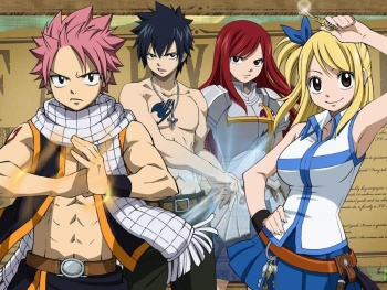 Fairy Tail Saison 1