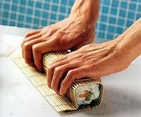 recette maki saumon avocat 7