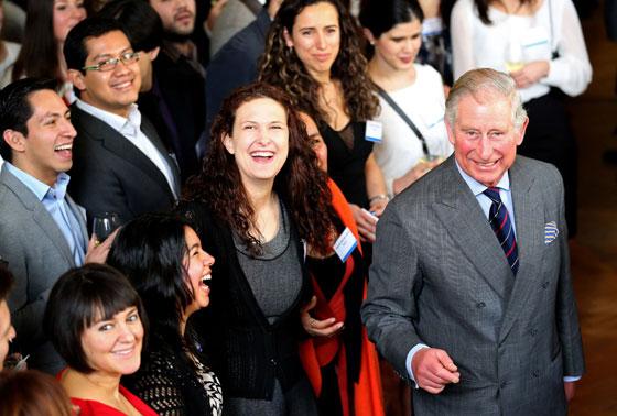 Charles à Cambridge