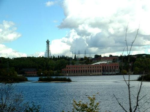 CANADA :Shawinigan et la cité de l'Énergie «  l'histoire de l'Énergie »