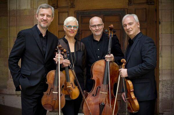 Adieu au merveilleux Quatuor Manfred....