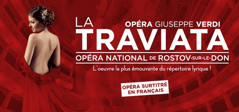 Mon premier opéra : La Traviata