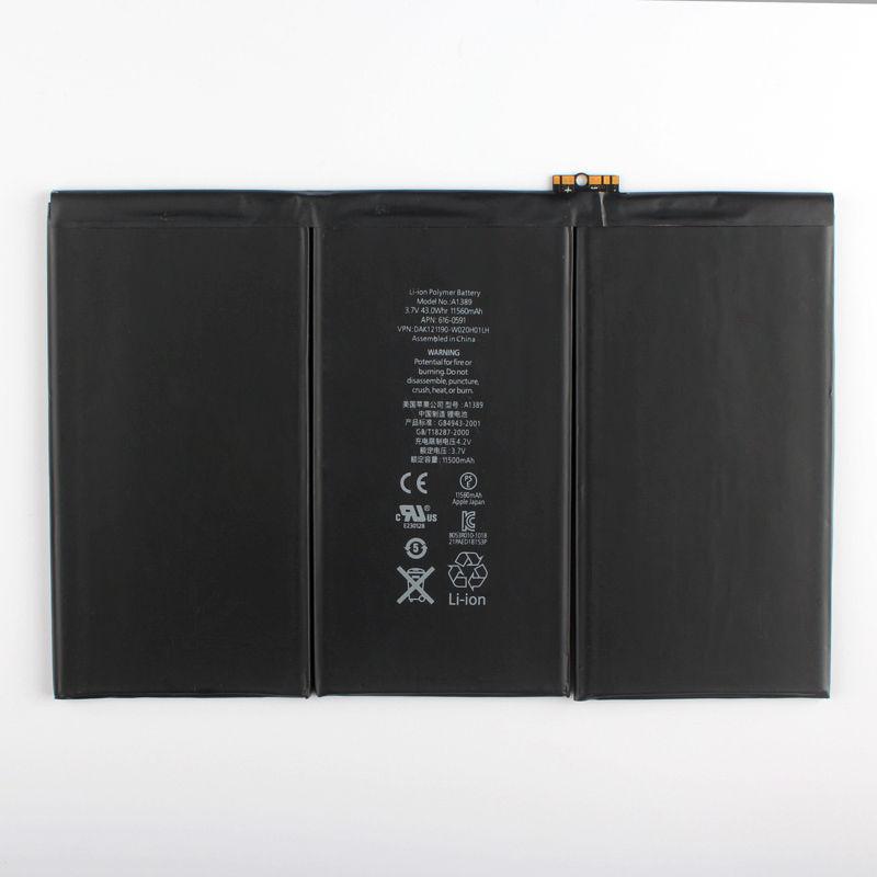 Batterij voor A1389 iPad3 ipad4 iPad 3 ipad 4