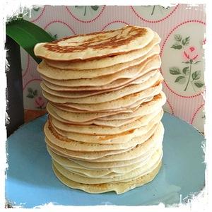Recette des pancakes américains