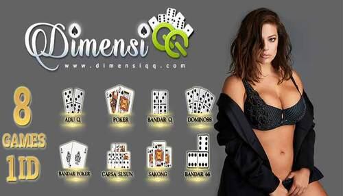 Situs Poker Online Terbaik Indonesia - Dimensiqq
