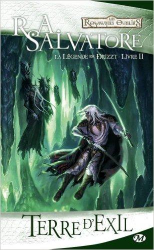 Terre natale de R.A. Salvatore - Les Royaumes Oubliés : La Légende de Drizzt, tome 2