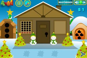 Jouer à AVM Find Christmas cap