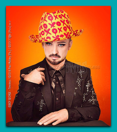 BOY GEORGE - 2016 - By T@d