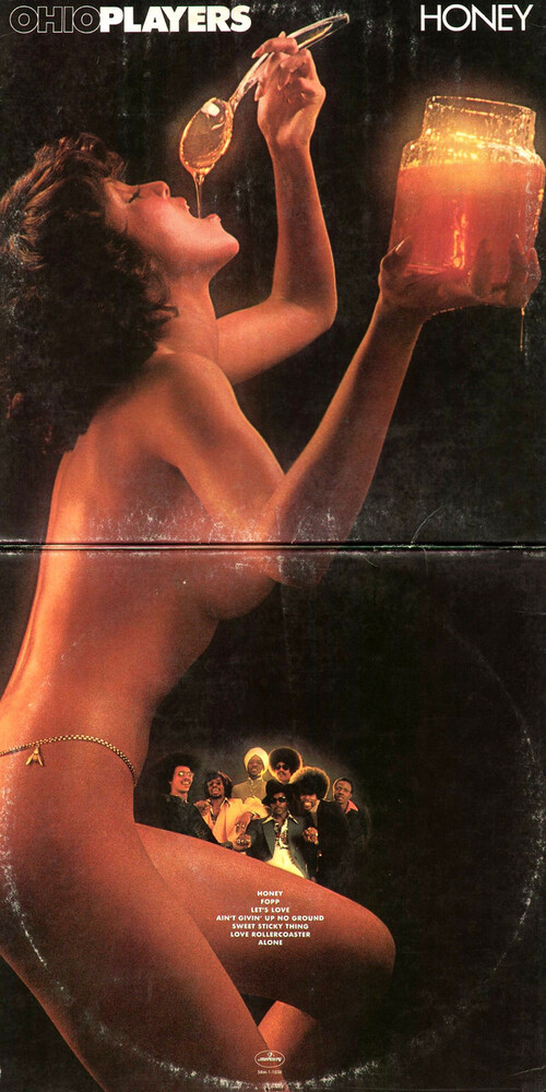 "Ohio Players : Album "" Honey "" Mercury Records SRM-1-1038 [ US ]"