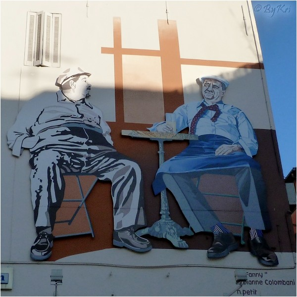Raimu à Toulon (83)