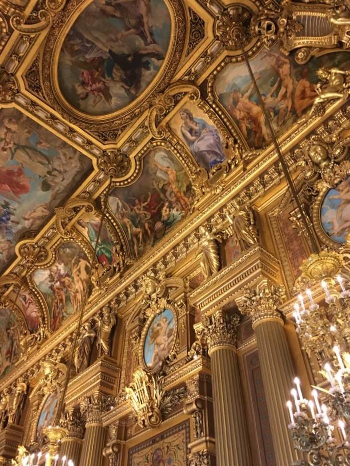 Paris...Opéra Garnier.