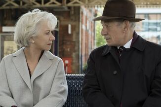 L'Art du mensonge : Photo Helen Mirren, Ian McKellen