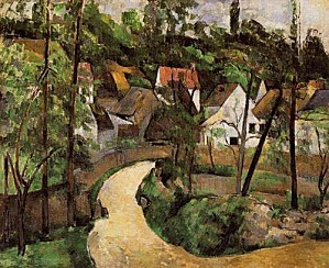 Paul-Cezanne-XX-A-Turn-in-the-Road-1881