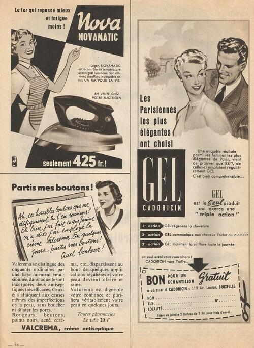 1955...La pub! 2