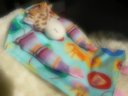 Doudou Girafe.