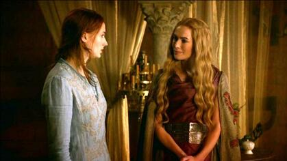 Evolution du look de Cersei: saison 2