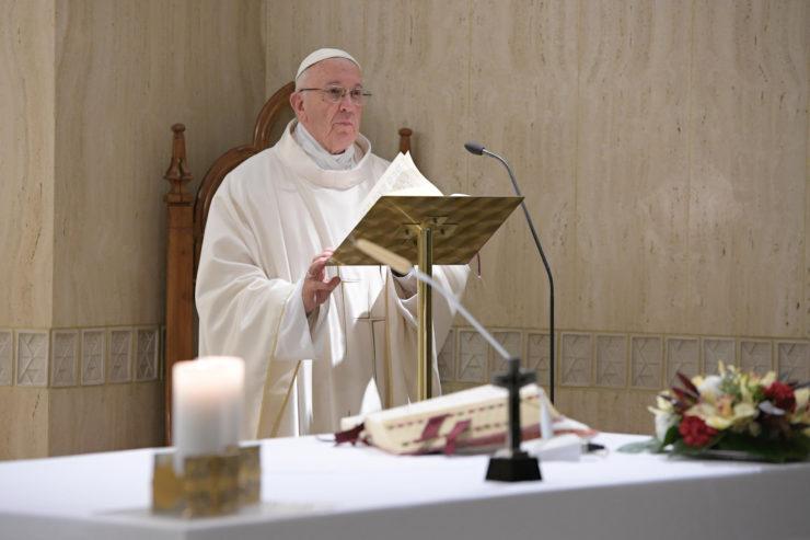 Sainte-Marthe 10/11/2017 © L'Osservatore Romano