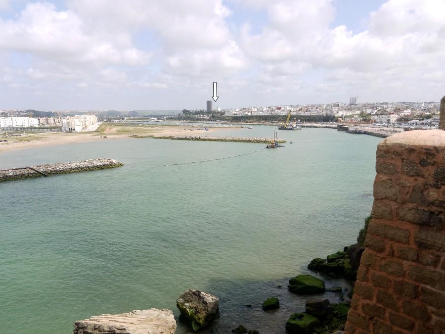 Rabat - Kasbah des Oudayas -fin