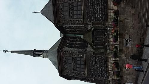 Normandie - suite Honfleur