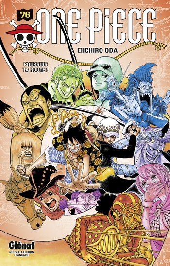 One piece - Tome 76 - Eiichiro Oda
