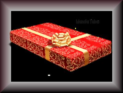 Tube cadeau 2987