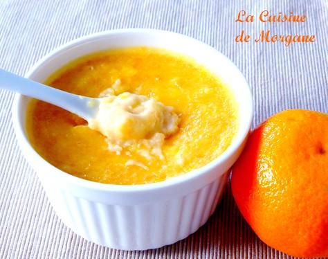 Petits Pots de crème aux galettes bretonnes
