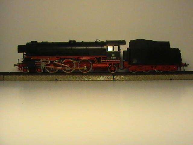 Locos vapeur - tome 5 - BR 01 0220 de la DB et 131 TB SNCF.