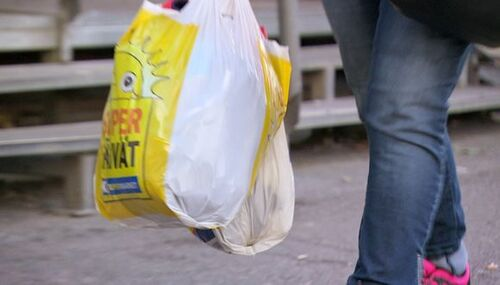 Finland split over retail plastic bags.