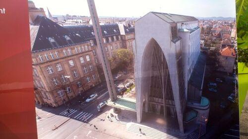 La diagonale de Sainte-Thérèse