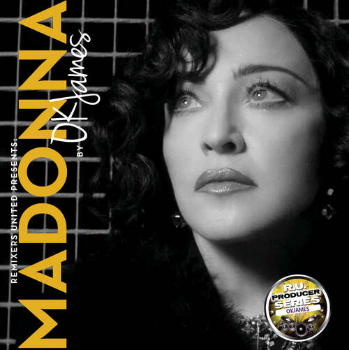 Madonna By OKJames - Remixes EP