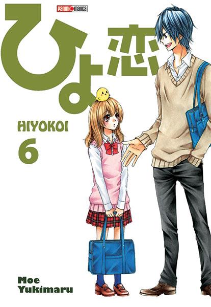 Hiyokoi - Tome 6
