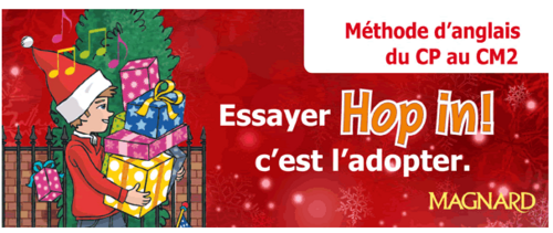 Hop in Christmas gratuit