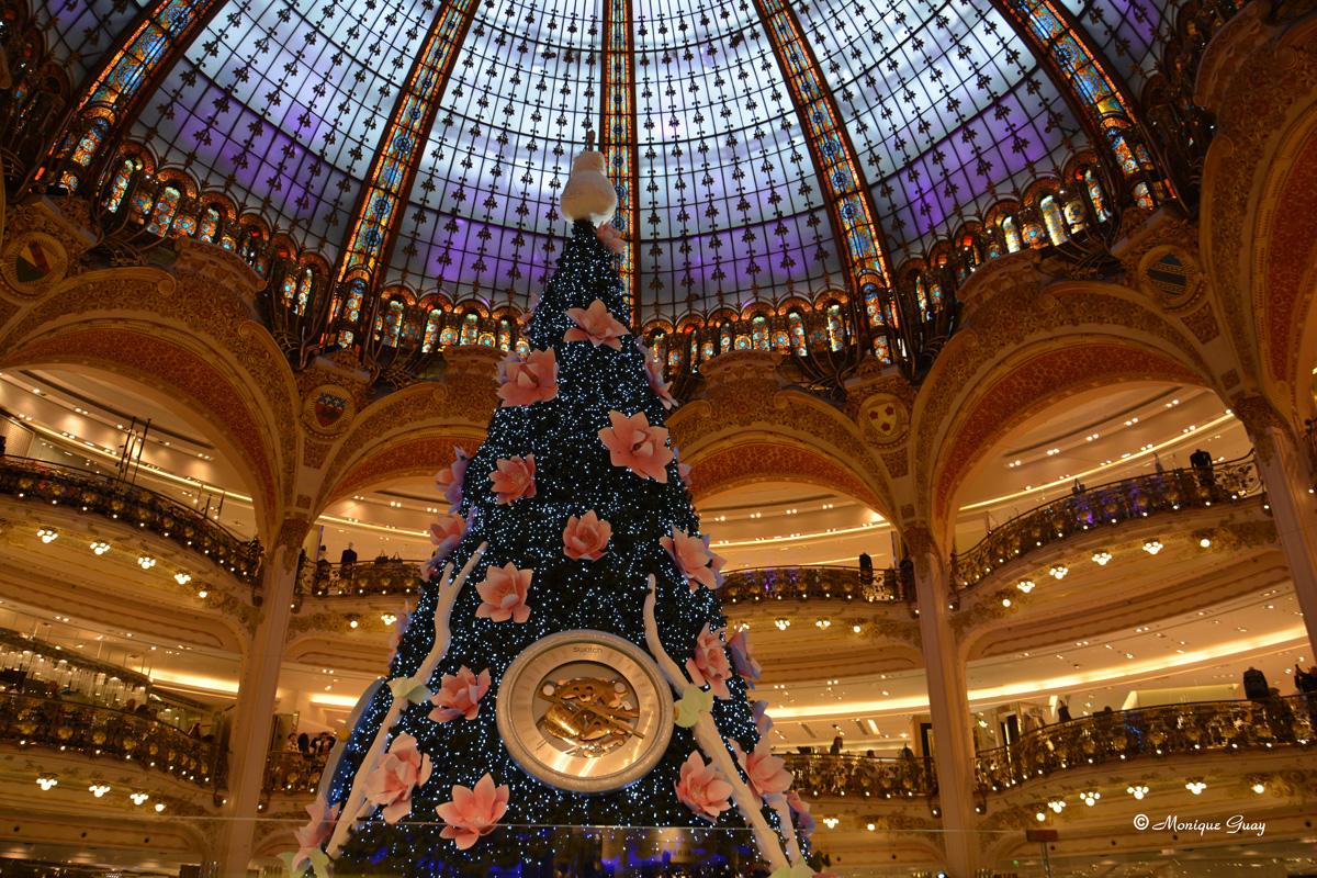 étages des Galeries Lafayette